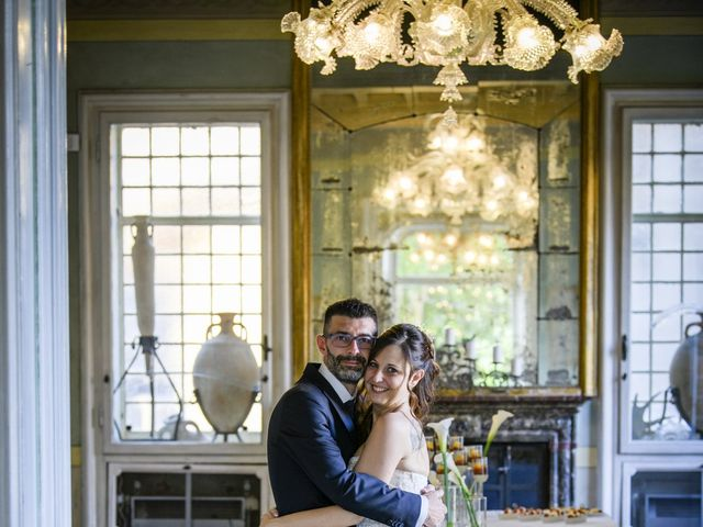 Il matrimonio di Fabio e Marica a Cassano d'Adda, Milano 62