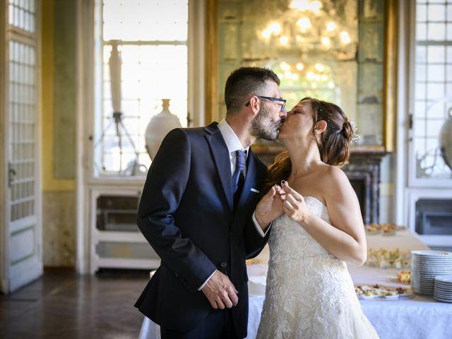 Il matrimonio di Fabio e Marica a Cassano d'Adda, Milano 64