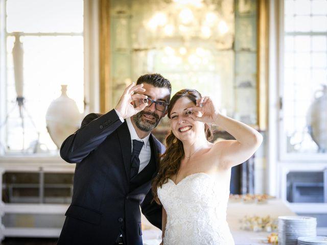 Il matrimonio di Fabio e Marica a Cassano d'Adda, Milano 65
