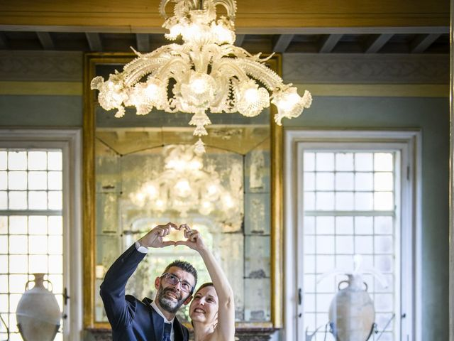 Il matrimonio di Fabio e Marica a Cassano d'Adda, Milano 67