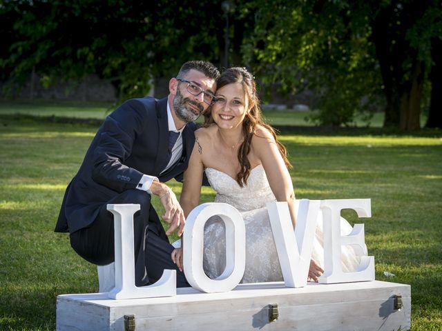 Il matrimonio di Fabio e Marica a Cassano d'Adda, Milano 69