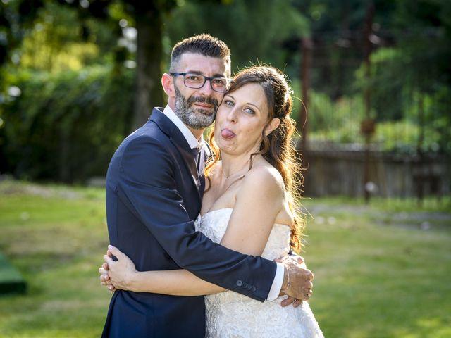 Il matrimonio di Fabio e Marica a Cassano d'Adda, Milano 72