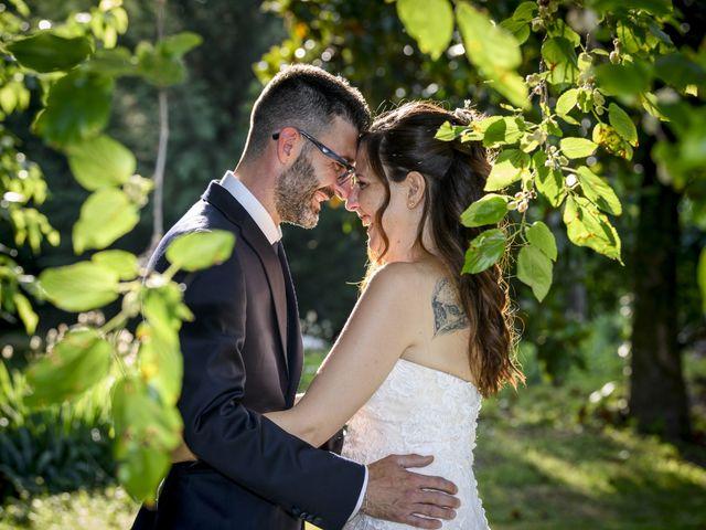 Il matrimonio di Fabio e Marica a Cassano d'Adda, Milano 75