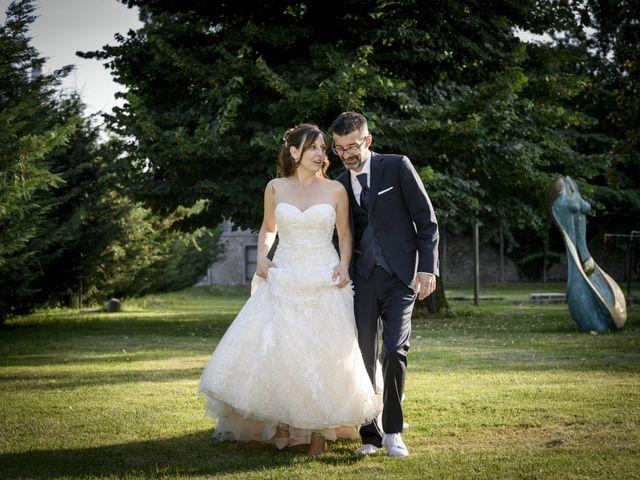 Il matrimonio di Fabio e Marica a Cassano d'Adda, Milano 78