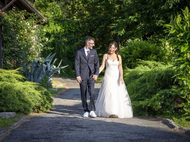 Il matrimonio di Fabio e Marica a Cassano d'Adda, Milano 81