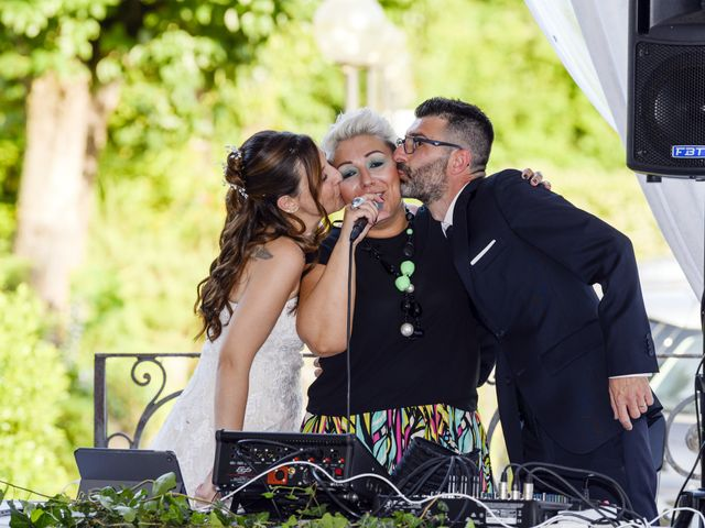 Il matrimonio di Fabio e Marica a Cassano d'Adda, Milano 82