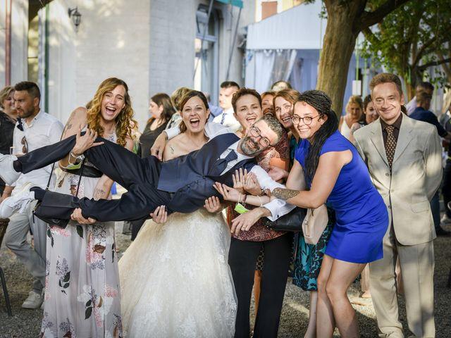 Il matrimonio di Fabio e Marica a Cassano d'Adda, Milano 83