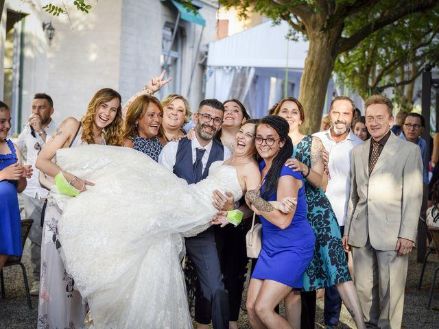 Il matrimonio di Fabio e Marica a Cassano d'Adda, Milano 84