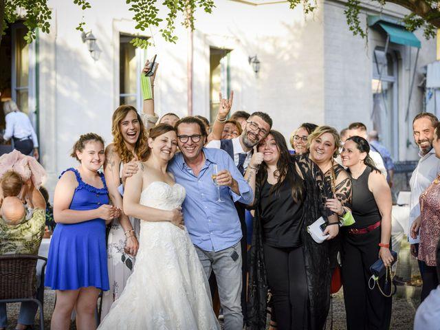 Il matrimonio di Fabio e Marica a Cassano d'Adda, Milano 85
