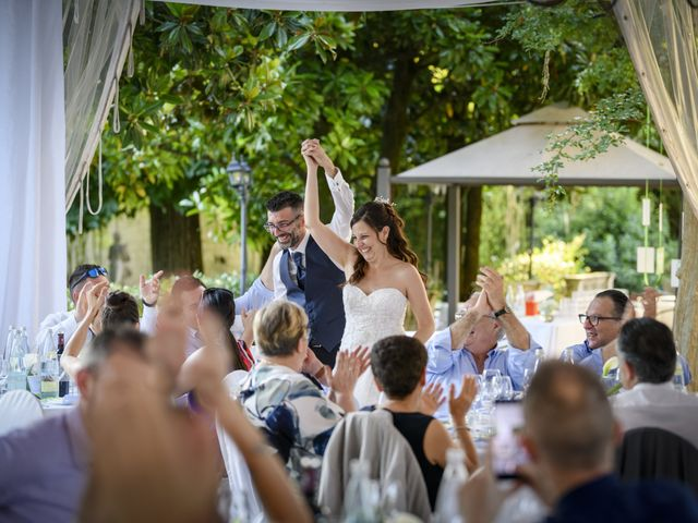 Il matrimonio di Fabio e Marica a Cassano d'Adda, Milano 87