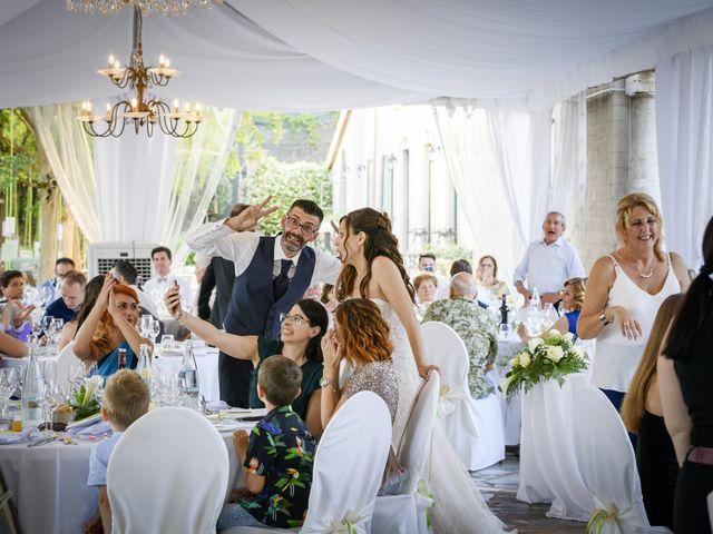 Il matrimonio di Fabio e Marica a Cassano d'Adda, Milano 89