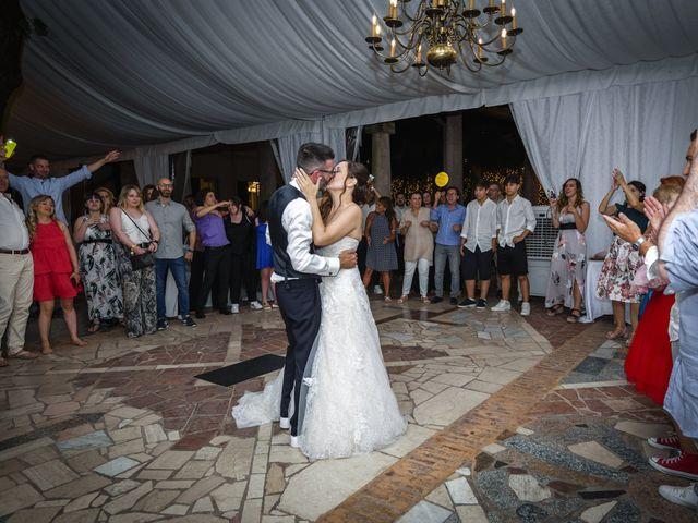 Il matrimonio di Fabio e Marica a Cassano d'Adda, Milano 90