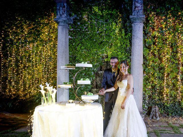 Il matrimonio di Fabio e Marica a Cassano d'Adda, Milano 95