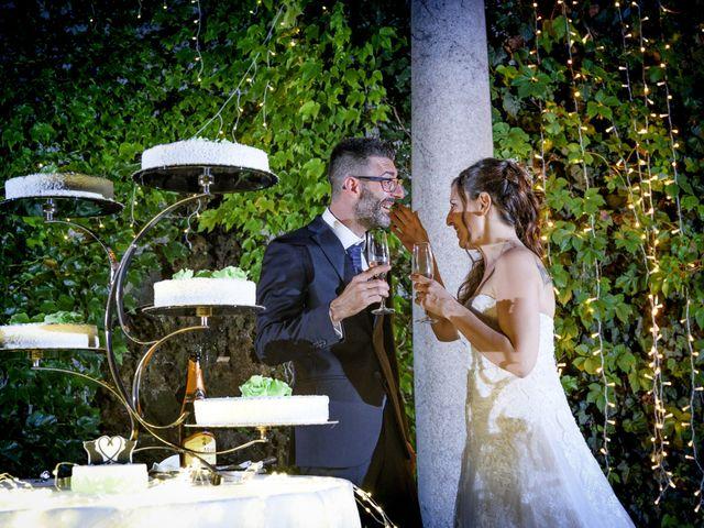 Il matrimonio di Fabio e Marica a Cassano d'Adda, Milano 97