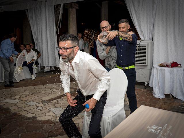 Il matrimonio di Fabio e Marica a Cassano d'Adda, Milano 101