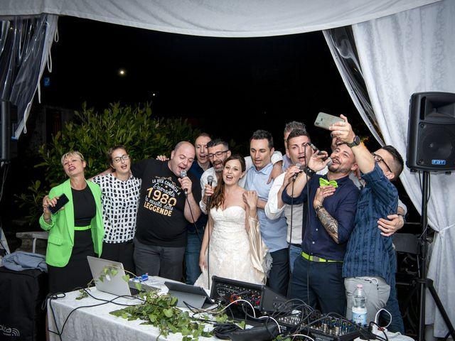 Il matrimonio di Fabio e Marica a Cassano d'Adda, Milano 102