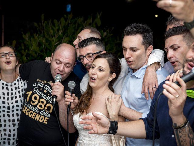 Il matrimonio di Fabio e Marica a Cassano d'Adda, Milano 103