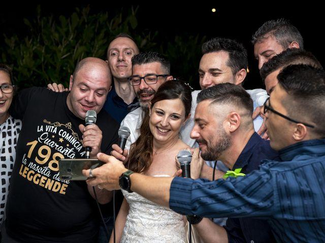 Il matrimonio di Fabio e Marica a Cassano d'Adda, Milano 104