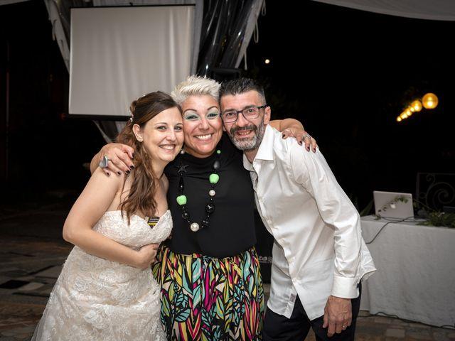 Il matrimonio di Fabio e Marica a Cassano d'Adda, Milano 106