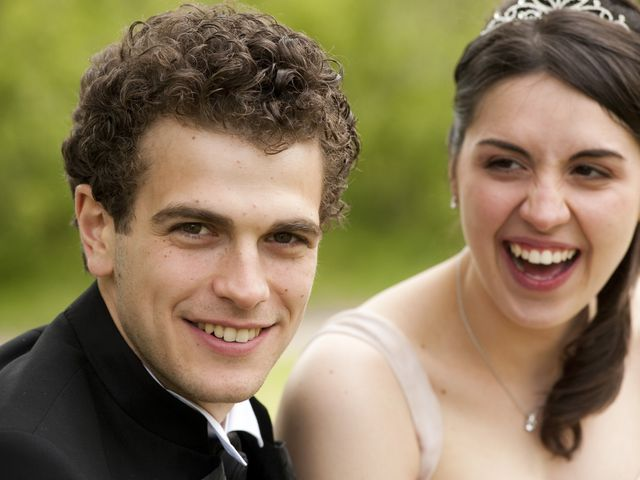 le nozze di Matteo e Amanda