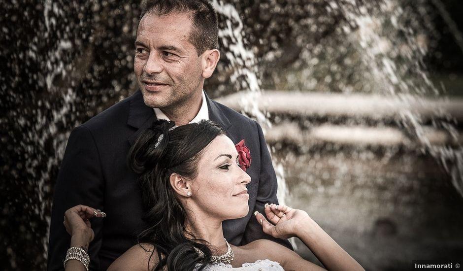 Il matrimonio di Massimo e Yadira a Rovato, Brescia