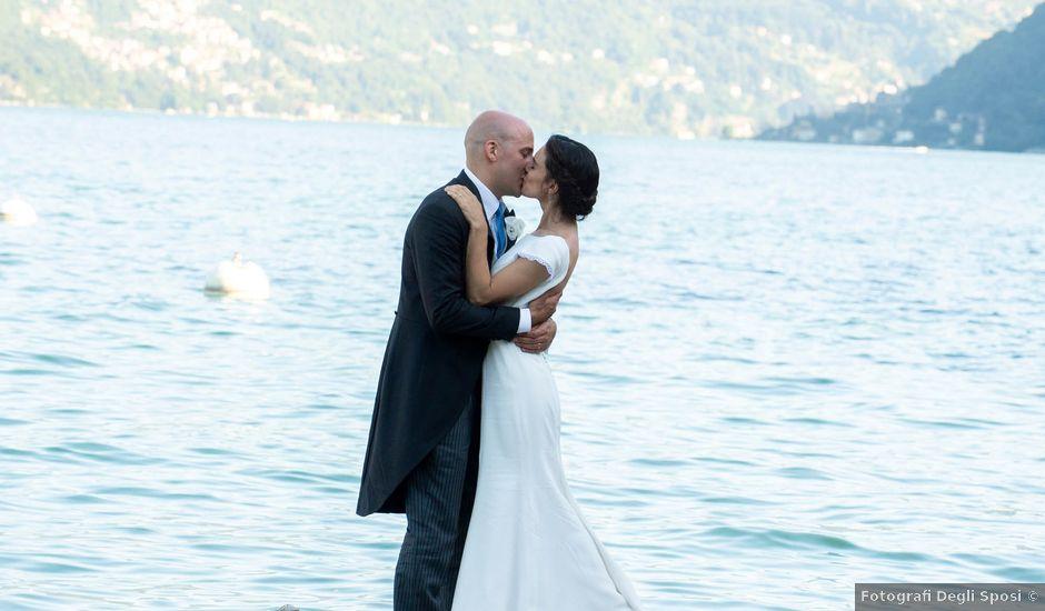 Il matrimonio di Federico e Ludovica a Erba, Como