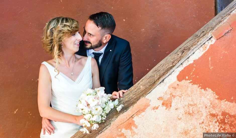 Il matrimonio di Mauro e Eleonora a Tradate, Varese