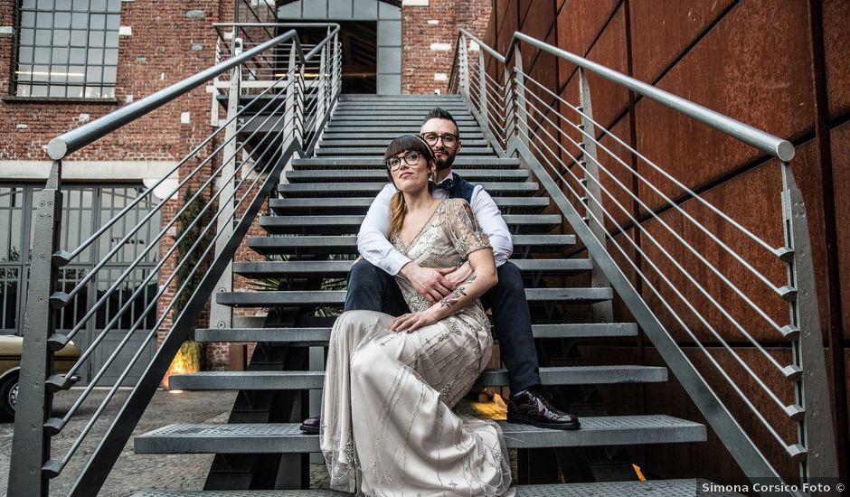Il matrimonio di Roberto e Daniela a Milano, Milano