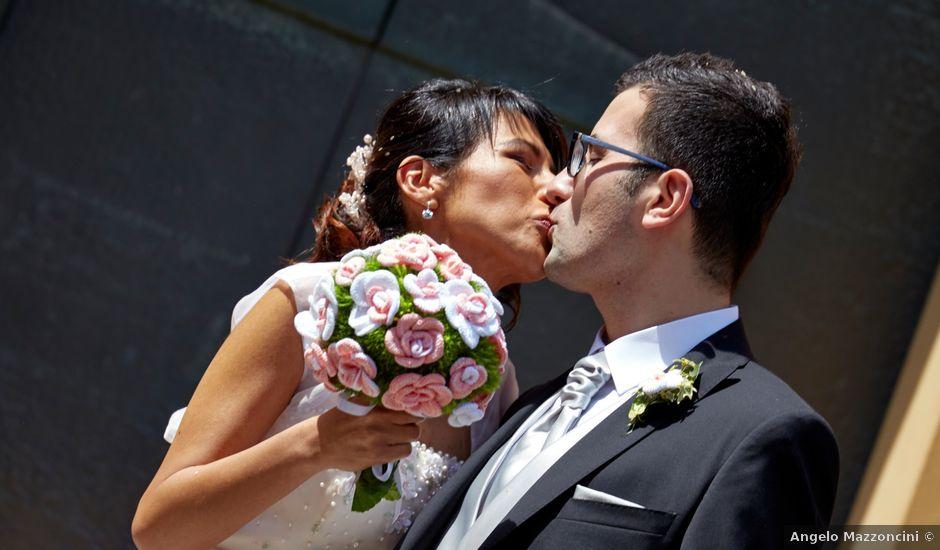 Il matrimonio di Salvatore e Miriam a Bologna, Bologna
