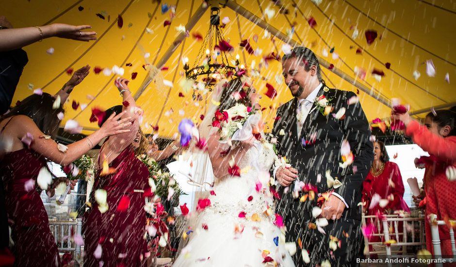 Il matrimonio di Marco e Roberta a Casaprota, Rieti