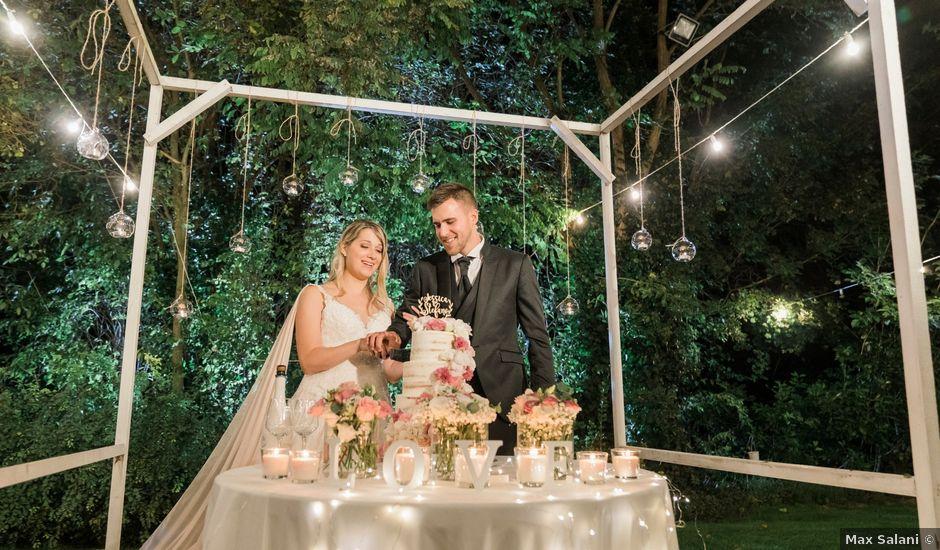 Il matrimonio di Stefano e Jessica a Voghiera, Ferrara