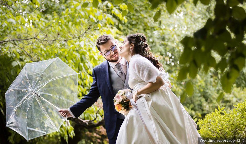 Il matrimonio di Federico e Erika a Varese, Varese