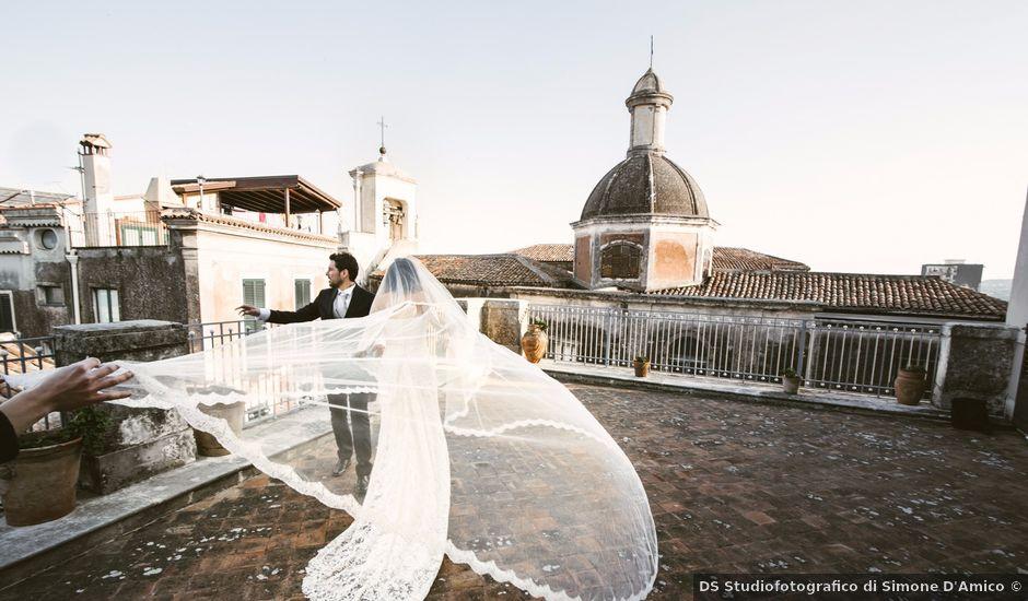 Il matrimonio di Nello e Delia a Acireale, Catania