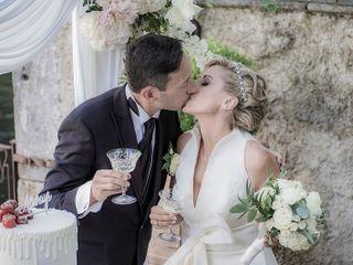 Le nozze di Antonella e Marcello
