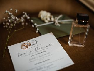 Le nozze di Eleonora e Enrico 1