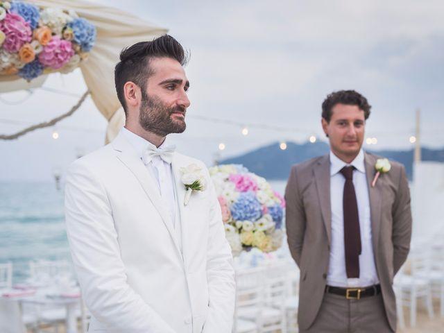 Il matrimonio di Andrea e Beatrice a Castiadas, Cagliari 29