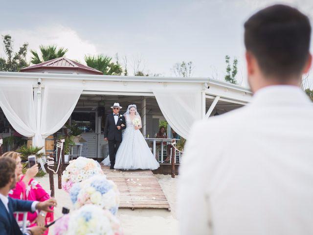 Il matrimonio di Andrea e Beatrice a Castiadas, Cagliari 31
