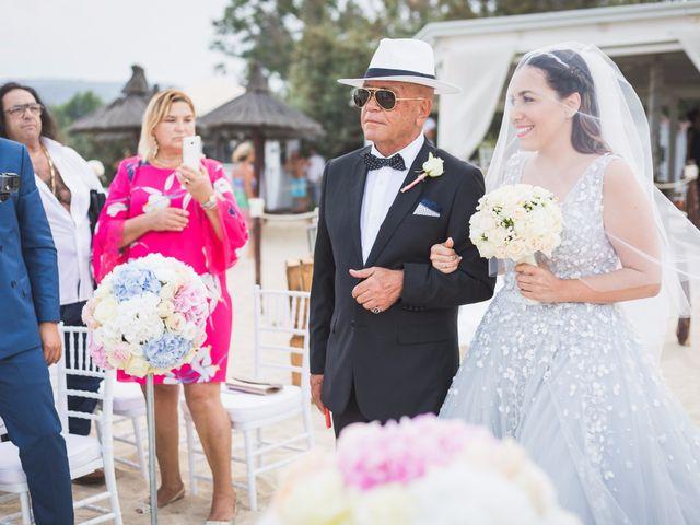 Il matrimonio di Andrea e Beatrice a Castiadas, Cagliari 32