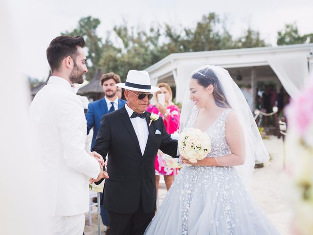 Il matrimonio di Andrea e Beatrice a Castiadas, Cagliari 33