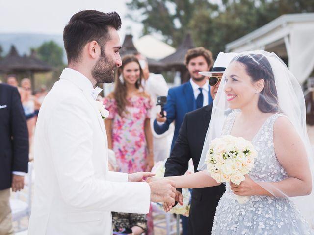 Il matrimonio di Andrea e Beatrice a Castiadas, Cagliari 34