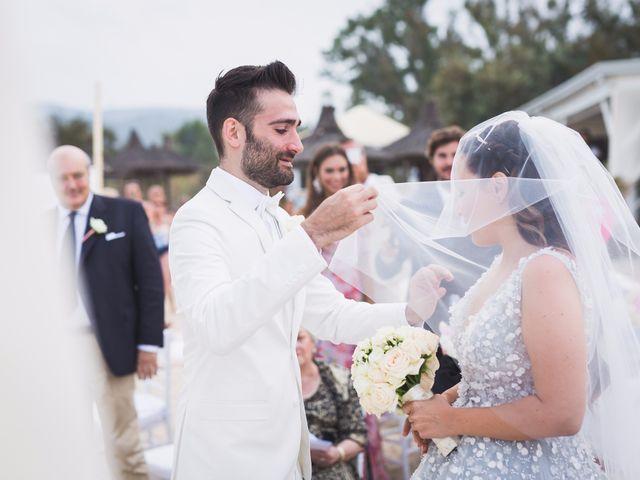 Il matrimonio di Andrea e Beatrice a Castiadas, Cagliari 35