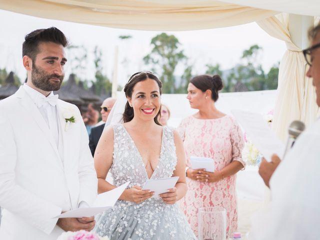 Il matrimonio di Andrea e Beatrice a Castiadas, Cagliari 36