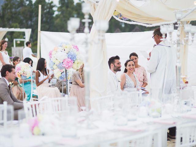 Il matrimonio di Andrea e Beatrice a Castiadas, Cagliari 39