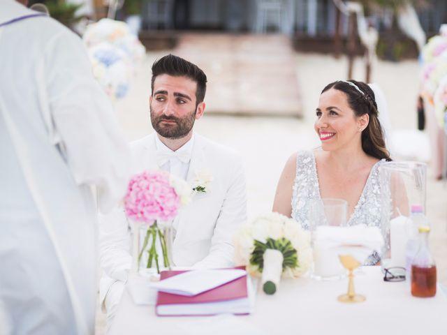 Il matrimonio di Andrea e Beatrice a Castiadas, Cagliari 40