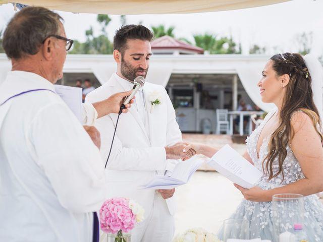 Il matrimonio di Andrea e Beatrice a Castiadas, Cagliari 42