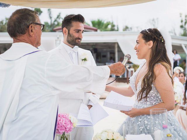 Il matrimonio di Andrea e Beatrice a Castiadas, Cagliari 43