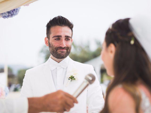 Il matrimonio di Andrea e Beatrice a Castiadas, Cagliari 44