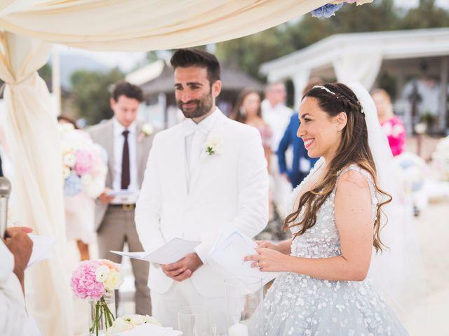 Il matrimonio di Andrea e Beatrice a Castiadas, Cagliari 48
