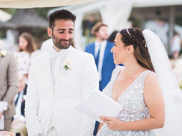 Il matrimonio di Andrea e Beatrice a Castiadas, Cagliari 49