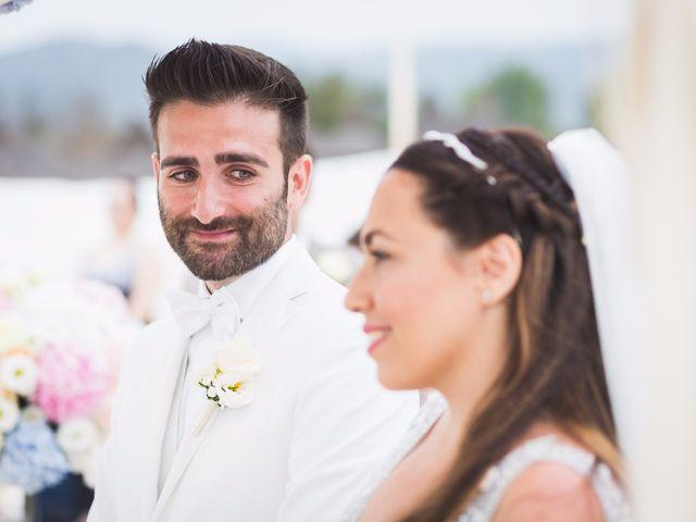 Il matrimonio di Andrea e Beatrice a Castiadas, Cagliari 52